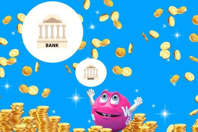 ベラジョンカジノの出金方法!銀行送金