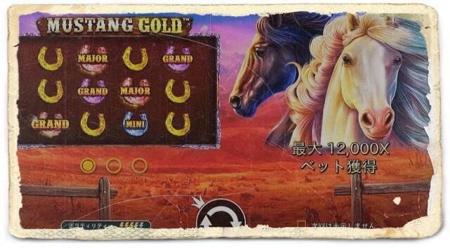 Mustang Gold(ムスタングゴールド)