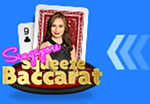 Live Squeeze Baccarat (Singapore)