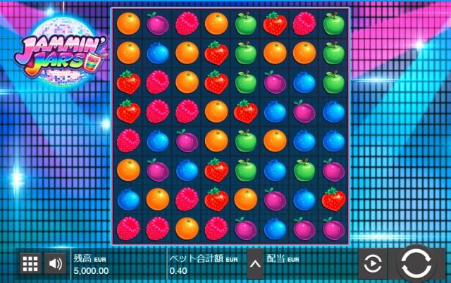 【Push Gaming】Jammin' Jars(ジャミンジャーズ)